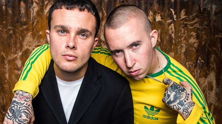 Slaves On The Exhilarating Carnage Of Reading Festival | NME.COM