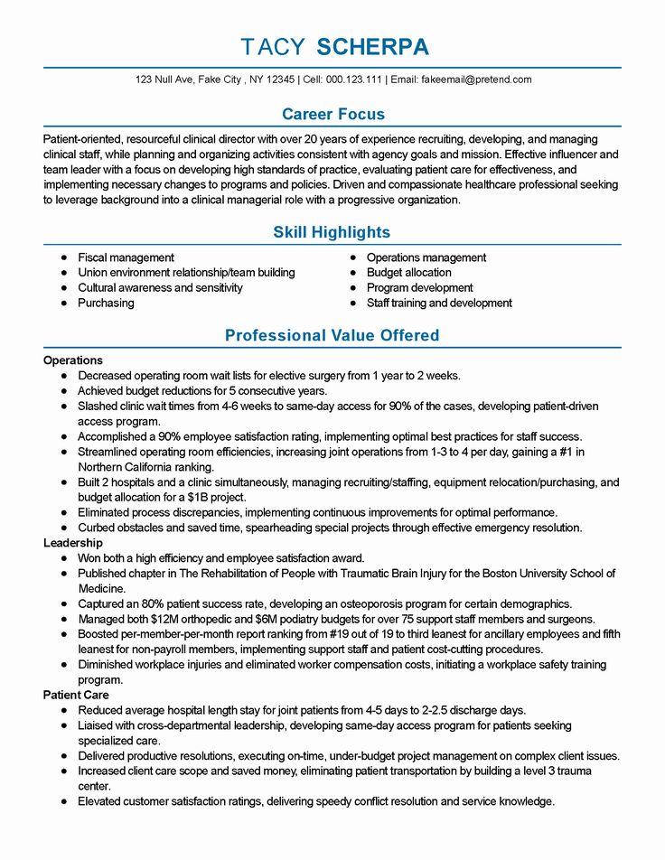 Enterprise Management Trainee Resume Fresh Professional
