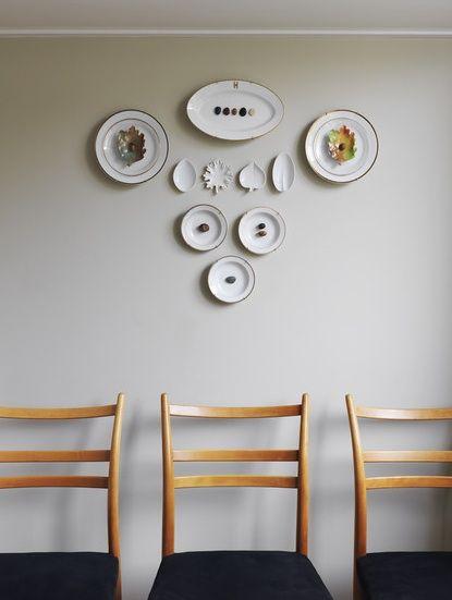 Delightful Accessories: Plates As Wall Decor