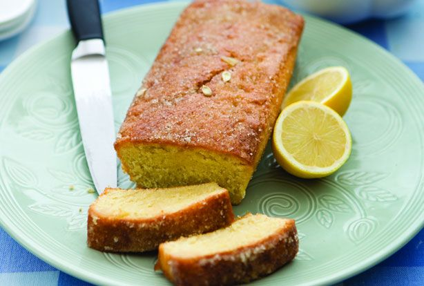 Rosemary Conley's lemon drizzle cake - I've made this cake several times and it is delicious.