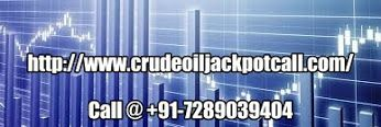 We provide Crude Oil Pay Per Calls with Single Target & Single Stoploss.Get Commodity Market Crude Oil Pay Per Calls 100% Sure Calls with single target on Yahoo messenger or in Mobile Phone by SMS.