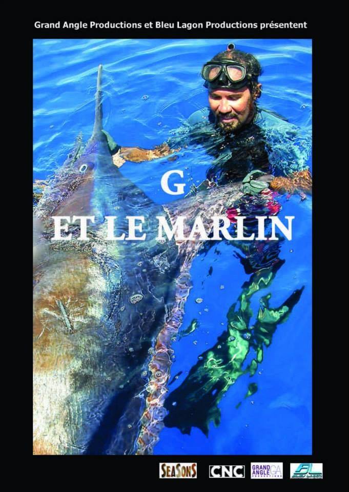 G et le marlin, co produit par Bleu lagon productions