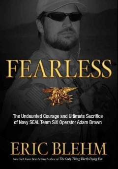 Adam Brown - Navy Seal - tells his story.