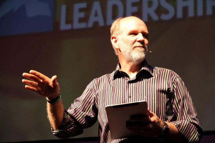 Skip Collins - GLS facilitator for Grace Family Church & Kloof Harvest Church.