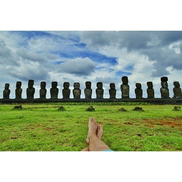 Isla de Pascua   Rapa Nui à Isla de Pascua, Valparaíso