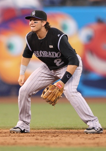 Troy Tulowitzki. Best all around player in baseball in my opinion.