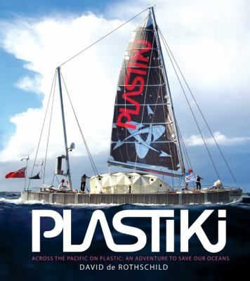 Nonfiction:Explorer, global green leader, and eco-TV host David de Rothschild recounts the extraordinary journey of thePlastiki, an innovative and mostly untested sixty-foot catamaran that floats on 12,500 reclaimed plastic bottles. It was a voyage that took de Rothschild and a five-person crew 10,000 miles from the U.S. to Australia, sailing through rarely traveled, dangerous waters, risking their lives to call attention to our fragile oceans.