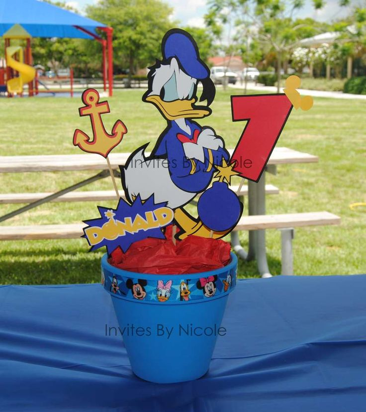 Mickey Mouse Clubhouse Birthday Party Ideas | Photo 1 of 10 | Catch My Party