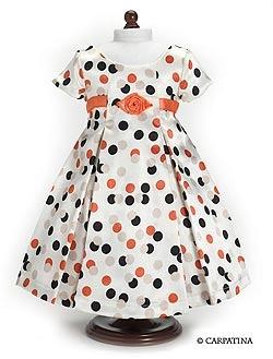 20.00: Doll Dresses, Polka Dots Dresses, Dolls Clothing, Vintage Polka, American Girl Dolls, Polka Dot Dresses, Ag Dolls, Fit 18, American Girls Dolls