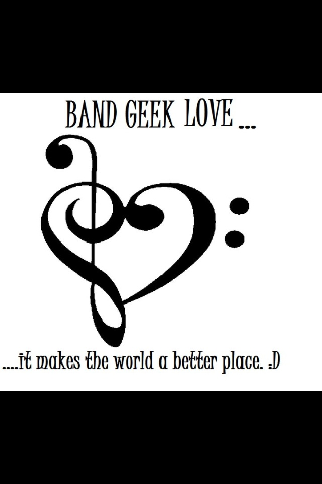 Band geek love