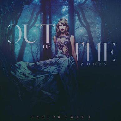 Day 3- my favorite Taylor Swift song- Out of the woods- I can't really pick one favorite, I have like ten, but I listen to this one quite a bit.