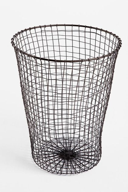 traditional waste baskets by Urban Outfitters