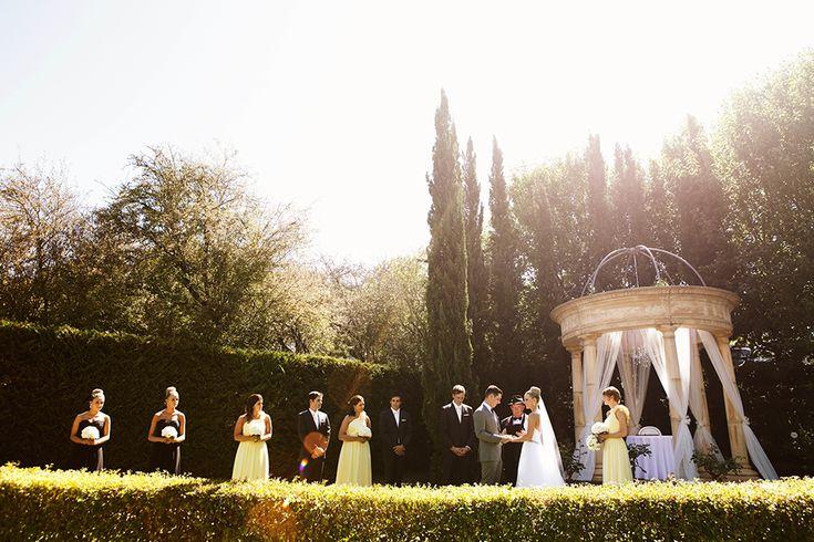 Garden Weddings » Silvestri's of Clarendon