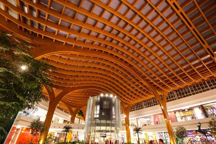 Iguatemi Fortaleza by Carpinteria Estruturas de Madeira                                                                                                                                                     Mais