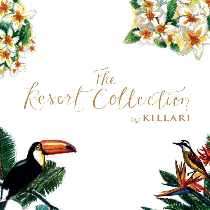 It's here!! Introducing #KILLARI RESORT COLLECTION http://bit.ly/killariresort  Enjoy this magical and colorful journey that will transport you to far and exotic places  The new laid-back and EFFORTLESLLY CHICResort Collection is designed to convey the SEDUCTION of immaculate beaches and wind-tossed palms blended with the INTRINSINC desire to indulge in warm-weather adventures, all while channeling your inner posh hippie.