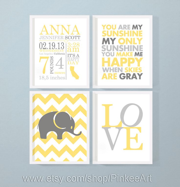 173 best for the walls images on pinterest nursery ideas art birth announcement wall art giraffe gender neutral birth wall art new baby gift personalized baby gift set baby announcement wall art negle Gallery
