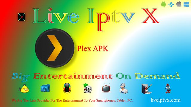 Plex APK - Enjoy Your Media On Your Device   Plex APK For Android Devices. Your Movies TV Shows Photo Music Watch Anywhere  Your Any Device. Watch Live TV. Plex Media Server Work On Computer NAS Device Plex Cloud Wifi Router. (Plex Apple TV Plex APK Plex Web App Plex Online Plex Addons Plex App DownloadPlex Alternative Plex Media Server APK Plex For Android APK ).  Official Website : Visit Here  Plex APK  Plex APK Android Download   Android Apk Plex Addons Plex Alternative plex apk Plex App…