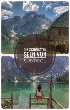 Der Pragser Wildsee in Südtirol - Der sollte auf deiner Reise nicht fehlen! Weitere Reisetipps für deinen Urlaub findest du auf meinem Reiseblog!