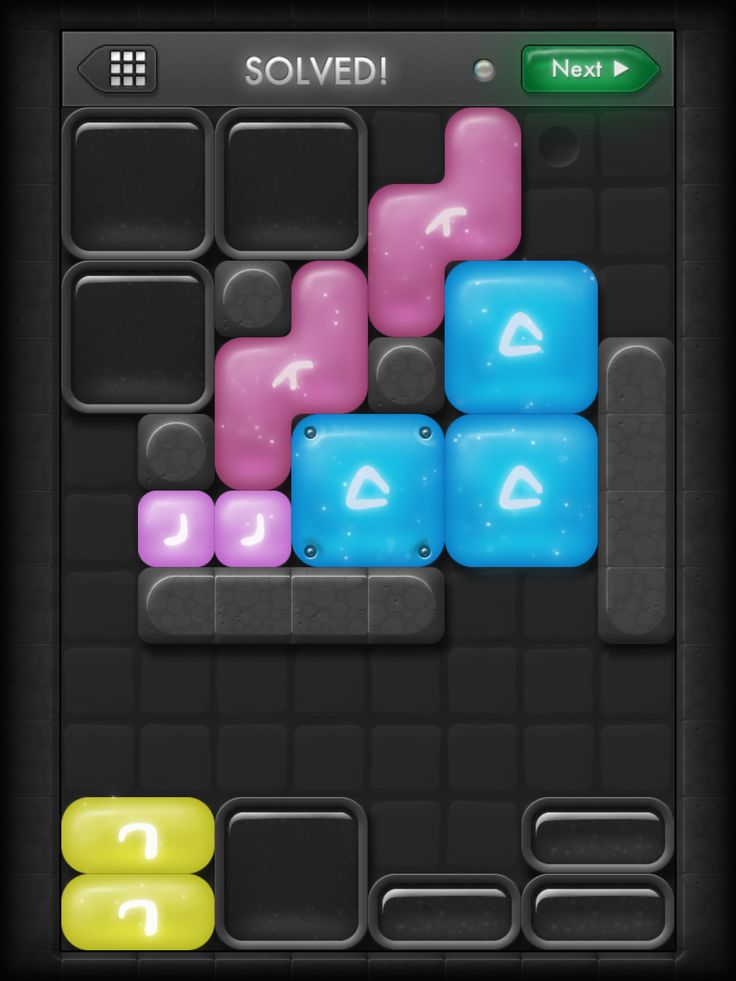 Puzzle 9-18 Blockwick solution