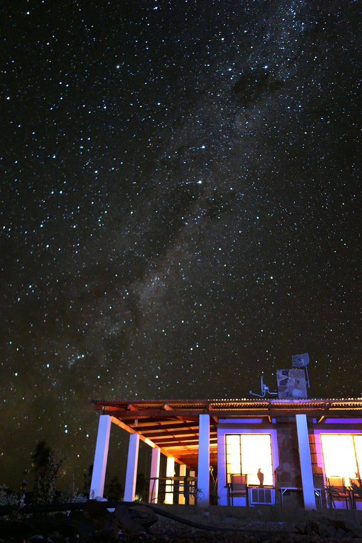 The Karoo night sky really is like this