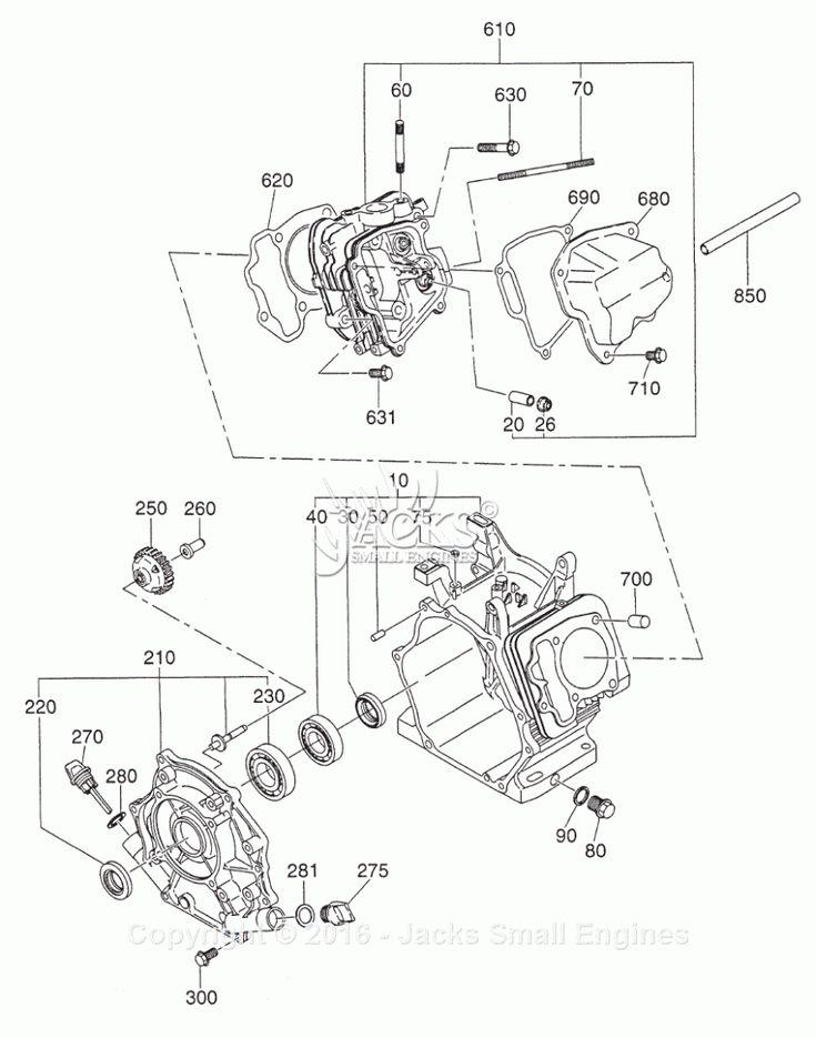 Subaru Engine Parts Diagram di 2020
