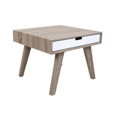 Superior Retro Coffee Side Table From Netfurniture.co.uk