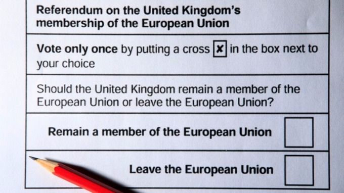 EU referendum is when UK is going to vote whether Britain should leave or stay in the European Union .