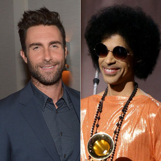 Adam Levine is the latest star to speak about his most treasured memories of late legend, Prince.