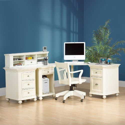 Bungalow Corner Desk With Hutch And Storage By Homelegance 1079 98 Additional 3 Drawers