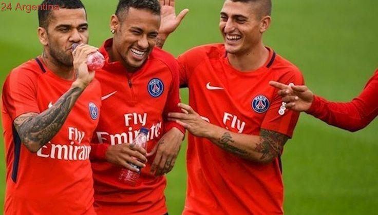 Tremenda respuesta de Dani Alves a una frase de Diego Forlán por el conflicto entre Cavani y Neymar