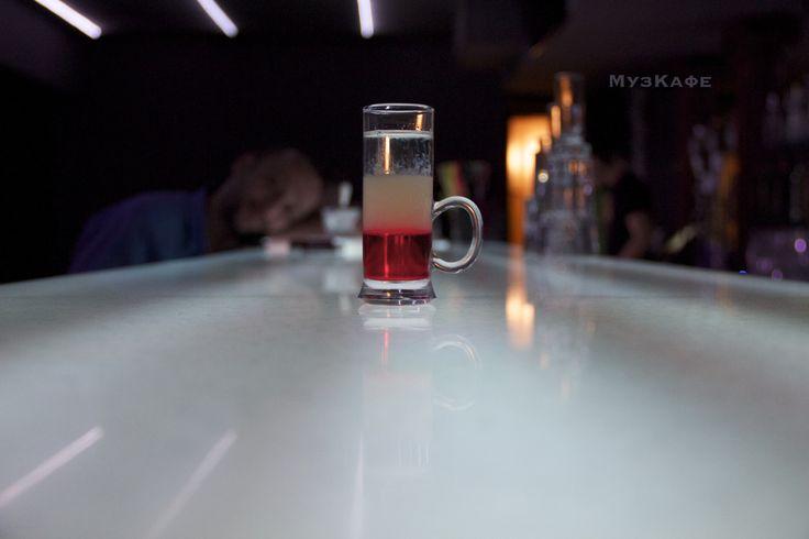 Коктейли в МузКафе