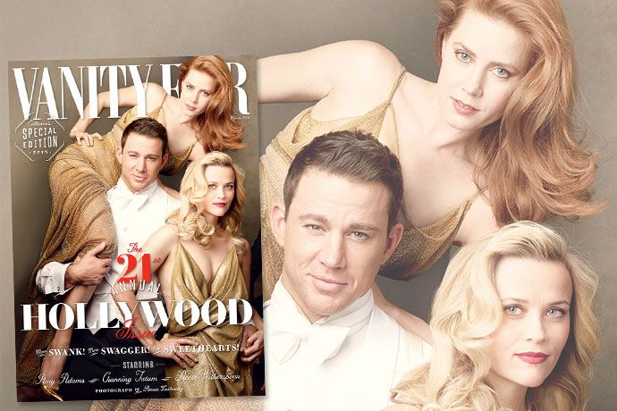 The 2015 Hollywood Issue Cover