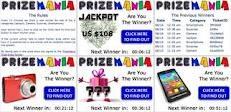 REGALI PREZIOSI  In qualità di membro di PI  INTERNET PERFECT riceverai alcuni doni preziosi GRATIS.  Ogni 15 minuti puoi essere un  nuovo vincitore su PRIZEMANIA. Puoi vincere fotocamere digitali, smartphone e persino il nostro JACKPOT CONTANTI!  Al Lotto Madness è possibile vincere fino a 10 milioni di dollari USA, 12 volte a settimana (solo adulti).  Non dimenticare di scaricare il settimanale EBOOK GRATIS a EEBOOX, in esclusiva per i membri PI  Solo membri di PI INTERNET PERFETTO