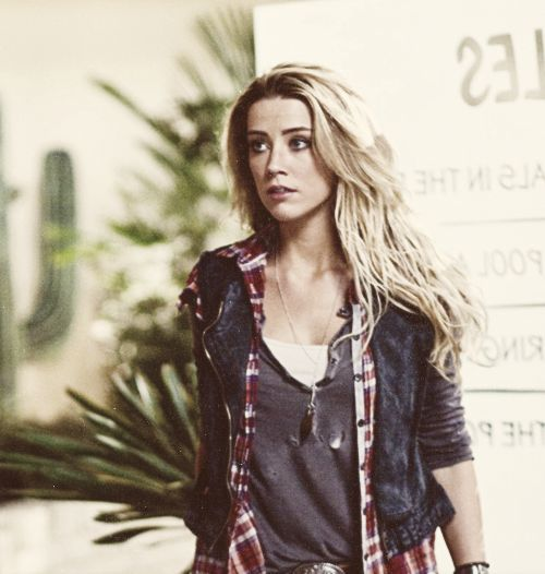 amber heard deanna winchester - Google Search