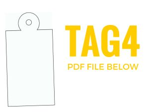 printable tags templates