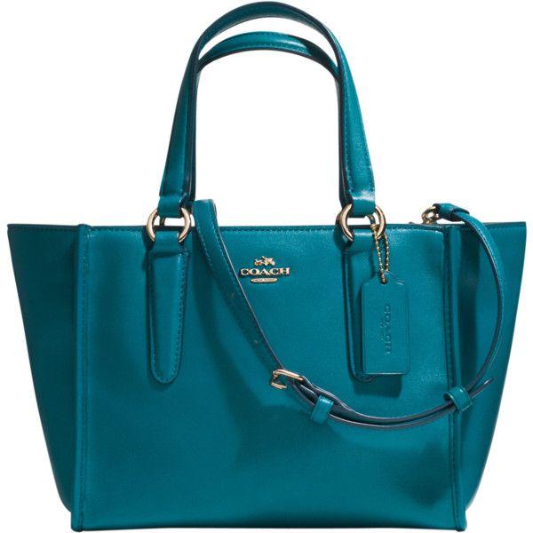 Coach Mini Crossby Carryall bag