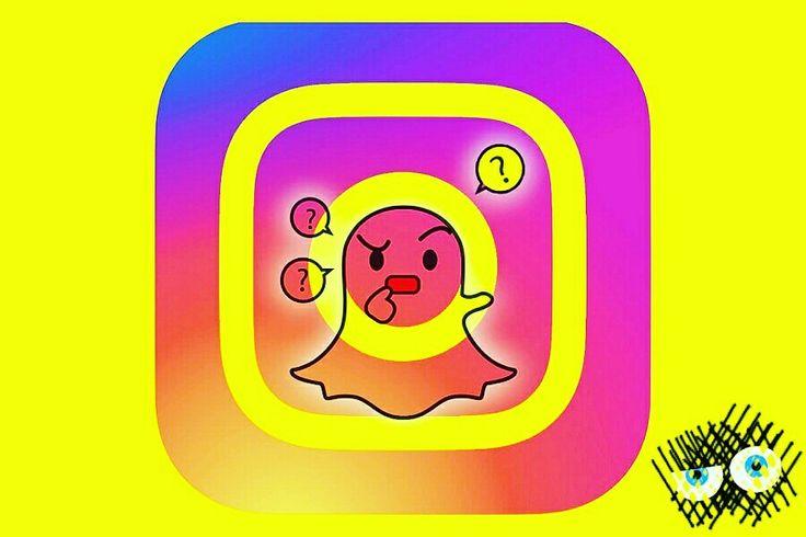 """Continua la """"Snapchattizzazione"""" di #Instagram!  Con il recente aggiornamento di Instagram su #AppStore e su #GooglePlay, adesso è possibile utilizzare i #geostickers per adornare le immagini ed i video nelle #Storie!   👉 Leggi tutto qui 👈"""