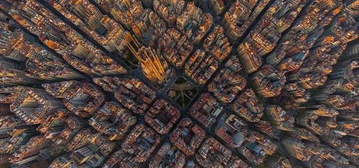 Capturas Aéreas Por El Mundo | Diseño y Fotografía - Todo-Mail