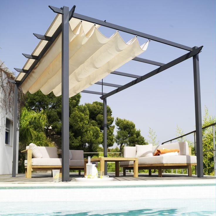 10 best biossun bio climatics patios images on pinterest patios pergolas and open spaces. Black Bedroom Furniture Sets. Home Design Ideas