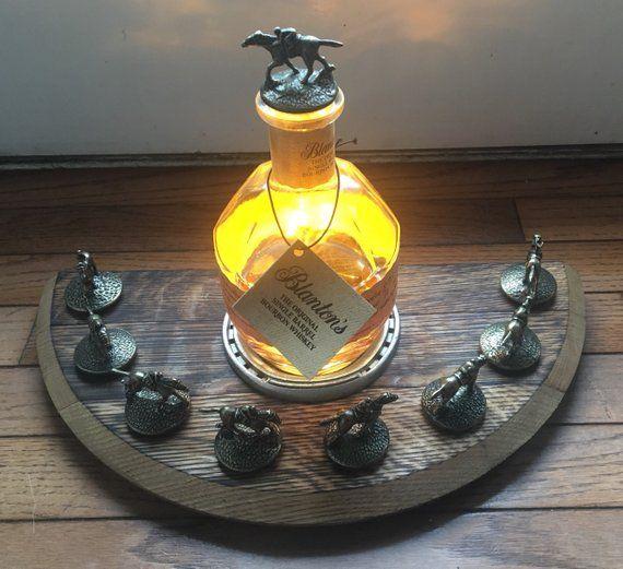 NEW!!!!!!!! 8 Blanton/'s Bourbon Cork Stoppers Blantons COMPLETE SET