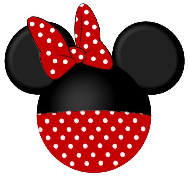 clip art minnie mouse free - photo #33