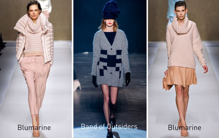 Tip de Moda Inexmoda: suéteres