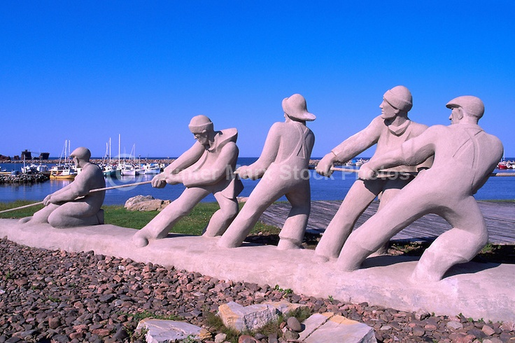 Iles de la Madeleine - The Fishermen