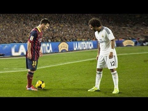 Football Stars Humiliate Each Other HD - YouTube