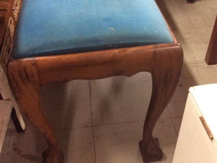 Lots of cool dresser stools, this may well be stinkwood as it doesn't look like IMBUIA but pop in and see it cos it's cute and we have others in white! Hey JUDES Antiques Barn on our sugar cane farm between PMB and Hillcrest just 10km off the N3 and easy to get to for all in KZN! Google heyjudesbarn or send me your email for directions! No 1 House