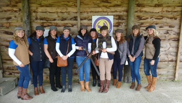 Clay Pigeon Shooting Hen Package. Nothing like blowing off some steam by shooting some clays - another great hen party idea