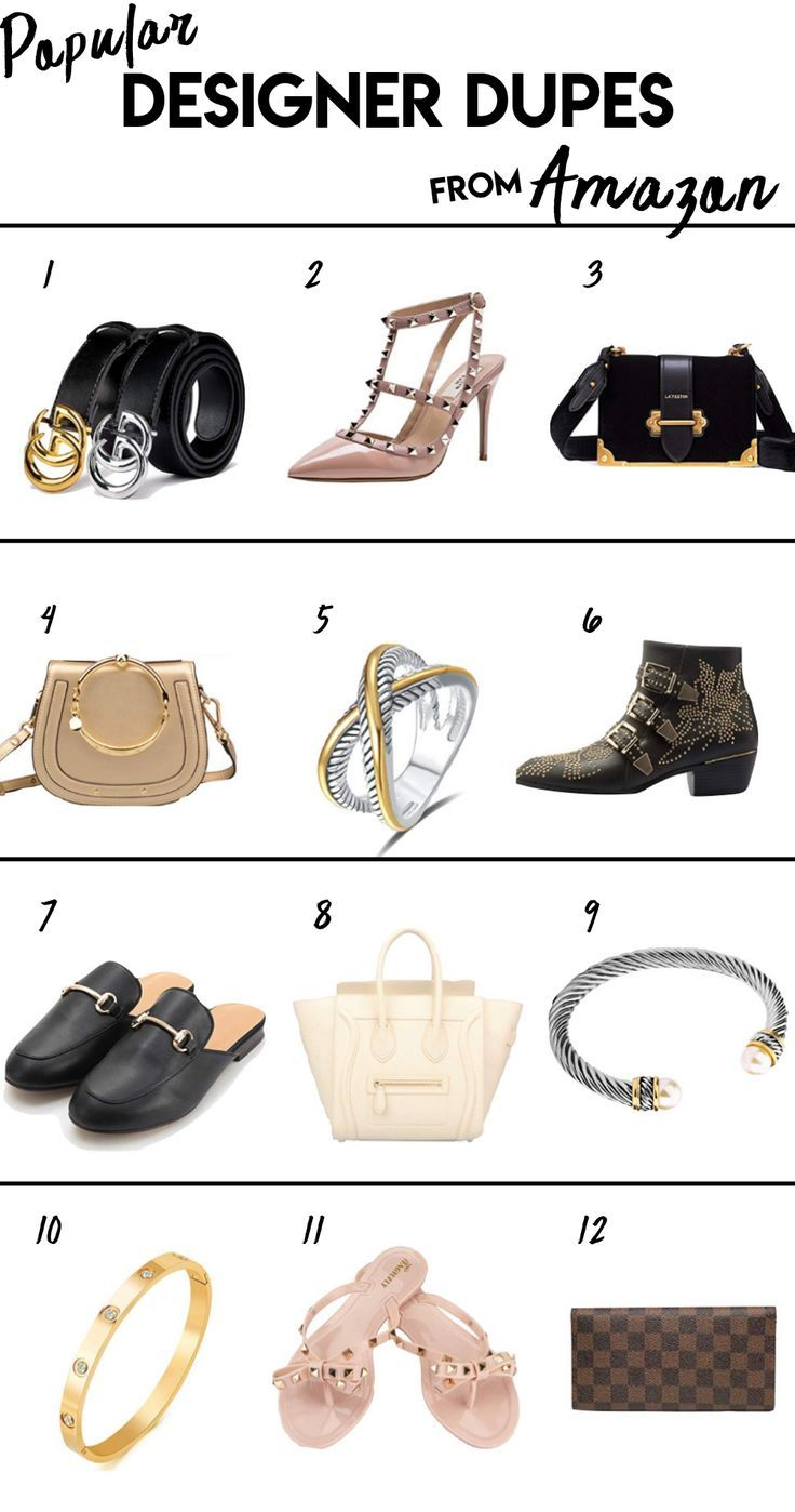 You Can Find The Best Designer Dupes On Amazon Busbee Style Valentino Rockstud Dupe Rockstud Shoes Busbee Style