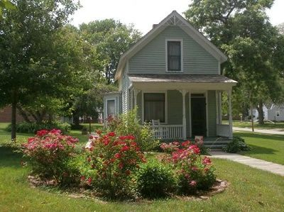 Glenn Miller Birthplace, Clarinda, Iowa