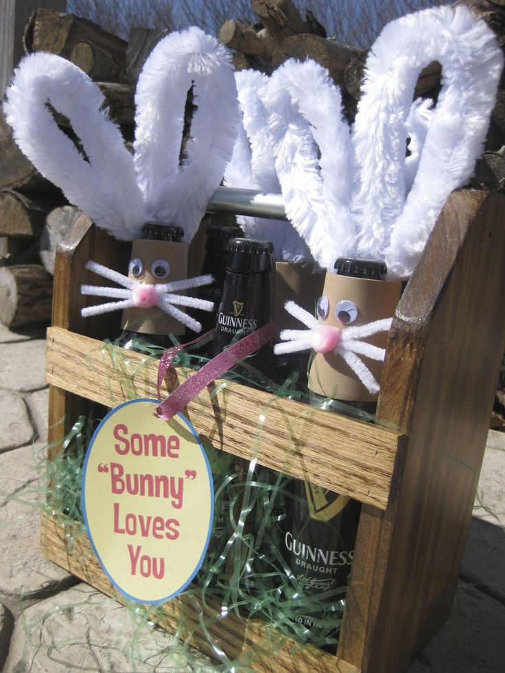 Adorable Adult Easter Basket!!