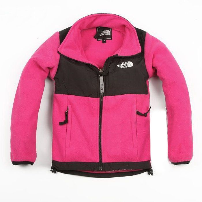 The North Face Kids' Denali Jacket Pink . cheap on sale